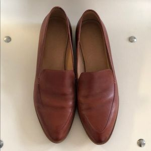 Madewell Frances Loafer Size 9